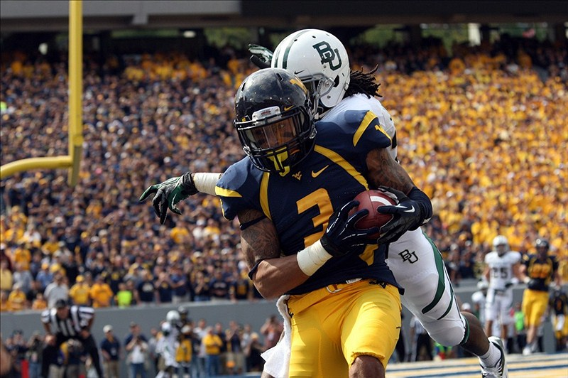 west virginia baylor 8
