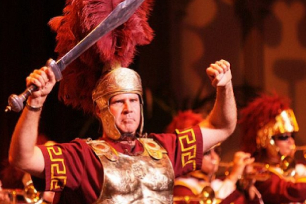 will ferrell directing usc marching band