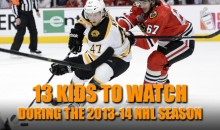 13 Kids to Watch During the 2013-14 NHL Season