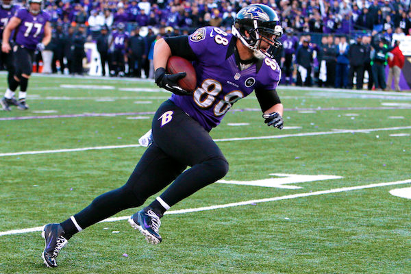 11 dennis pitta - biggest nfl injuries 2013