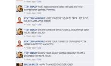 NFL Quarterbacks Conversation on Facebook: Week 12 Round-up