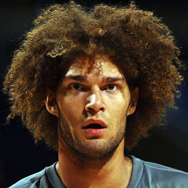 23 robin lopez fro - great ridiculous nba haircuts