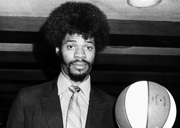 26 artis gilmore afro - great ridiculous nba haircuts