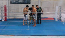 Brazilian MMA Fighter Scores 6-Second Head Kick KO (Video)