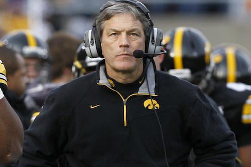 6 kirk ferentz iowa - overpaid coaches college football