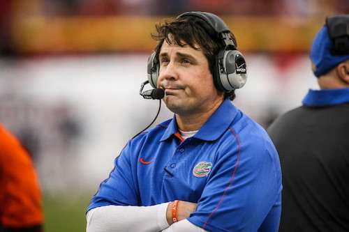 7 will muschamp florida - overpaid coaches college football