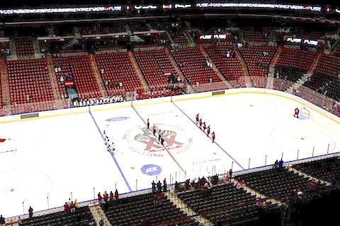 8 florida panthers empty seats - least valuable nhl franchises