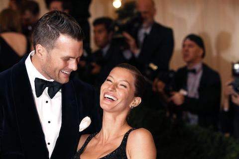 9 tom brady and gisele - tom brady peyton manning rivalry