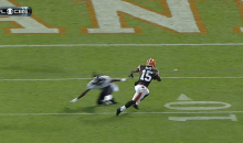 Davone Bess Pulls Ankle-Breaking Juke on Lardarius Webb (GIFs)