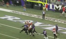 A.J. Green Makes Incredible Hail Mary Catch To Tie Game Against Ravens (GIFs)