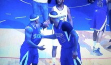 DeMarcus Cousins Pulls Teammate Isaiah Thomas Away From a Chris Paul Handshake (Video)