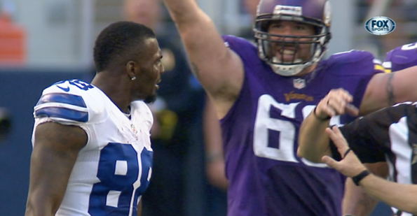 Dallas Dez Bryant Pulls Off Helmet To Protest Penalty Gets