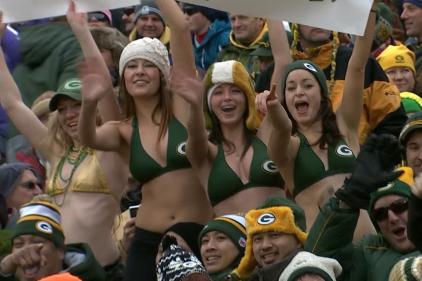 Green Bay Bikini Fans
