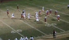 High School Running Back Jukes His Way to a Ridiculous 65-Yard Touchdown (Video)