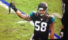 Jaguars' Jason Babin Snatches Cardinals' Andre Ellington's Hair (GIF + Video)