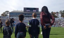 Military Dad Surprises Family at Virginia-North Carolina Game (Video)