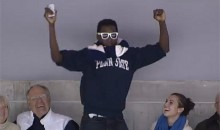 Penn State Hockey Fan Dances to Bon Jovi (GIF and Video)