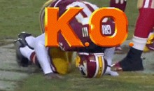 Aldon Smith's Nutshot to RG3 Gets a Street Fighter Makover (GIF)