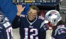 Tom Brady Just Wants a High Five (GIF)