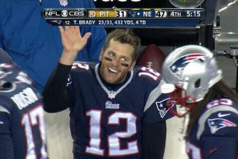 Tom Brady Super Bowl Rings