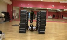 "Watch This ""Flying Push-Up"" and Feel Guilty for Your Push-Up Skills (Video)"