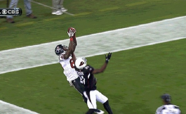 andre johnson great catch