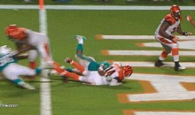 Dolphins Win in Overtime on Cameron Wake Walk-Off-Sack (GIF)