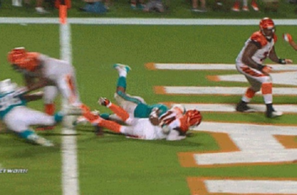 cameron wake walk off safety