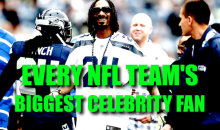 Every NFL Team's Biggest Celebrity Fan