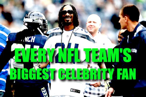 celebrity nfl fans (nfl celebrity fans)