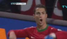 Portuguese Announcer Gives Greatest Call Ever During Cristiano Ronaldo's WC Qualifying Hat-Trick vs. Sweden (Video)