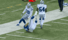 Dallas Cowboys Allow Giants TE Brandon Myers to Score On Season's Most Embarrassing Touchdown (GIFs)