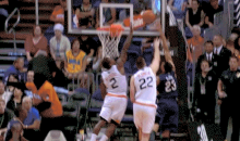 Here's 6'1″ Eric Bledsoe Rejecting 6'10″ Anthony Davis (GIF)