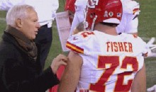 Chiefs Doctor Administers 'Tickle Test' to OT Eric Fisher (GIF)