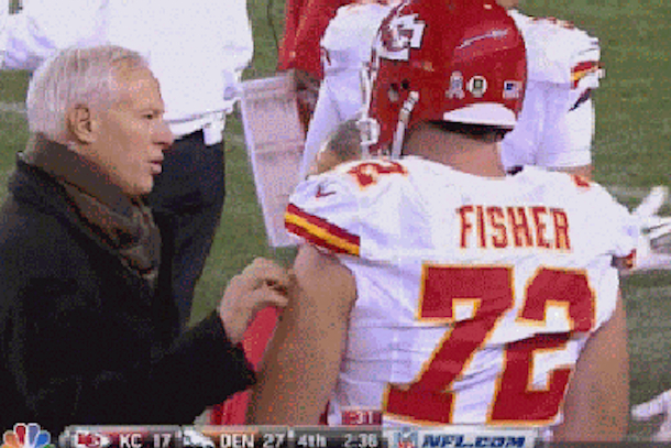 eric fisher doctor tickle
