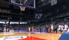 "Spanish Basketball League's Felipe Reyes Sinks ""Buzzer-Beater of the Year"" (Video)"
