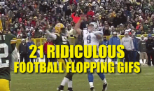 21 Ridiculous Football Flopping GIFs