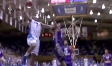 Duke Freshman Jabari Parker Lives Up to Hype with Coast-to-Coast Monster Jam (Video)