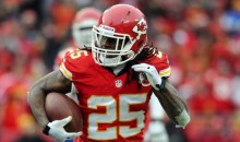 10 Songs You'll Find on Chiefs RB Jamaal Charles' Playlist