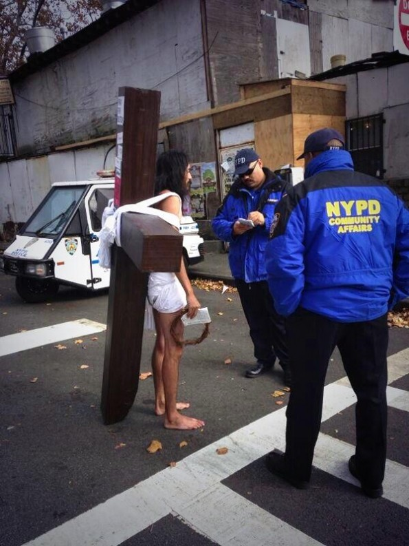 jesus new york marathon 6