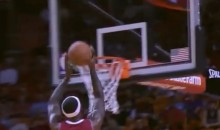 Lebron James Airballs an Easy Layup vs. the Magic (Video + GIF)