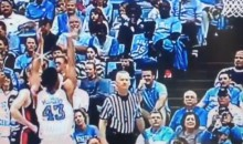 Belmont Fans Distracts Tarheels Free Throw Shooter by Singing Miley Cyrus's 'Wrecking Ball' (Video)