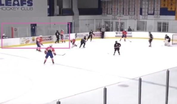 minor hockey marty mcsorley assault