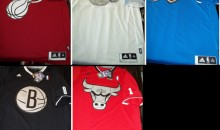 The NBA's 2013 Christmas Day Jerseys Suck (Pic)