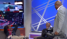 Arsenio Hall Surprises Paralympic Sprinter Blake Leeper by Introducing Him to His Childhood Idol—Bo Jackson (Video)