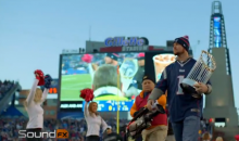New England Patriots Got a Big Kick Out of the Tiny Little Boston Red Sox Guys (Video)