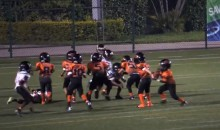 Pee Wee Football Team Pulls Off Perfect Statue of Liberty Play (Video)