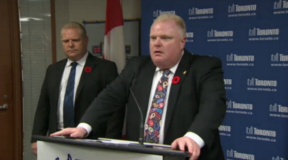rob ford crack nfl tie 2