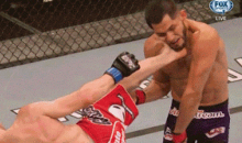Spinning Back Heel Kicks Are Even Better in Slow Motion (GIFs)