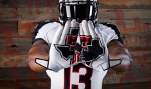 "Check Out Texas Tech's ""Lone Star"" Uniforms for Upcoming Game Vs. Longhorns (Photos)"